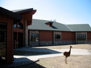 Nebraska Nature & Visitor Center